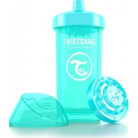 TwistshakePipmugg, Kid Cup, 12+ mån, 360 ml, Turkos