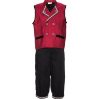Name ItNorsk Nationaldräkt - Bunad, Jumpsuit, Trump, Rio Red128 cm