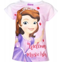 Disney Sofia the firstT-shirt, Ljusrosa92 cm