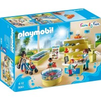Playmobil9061, Akvariebutik