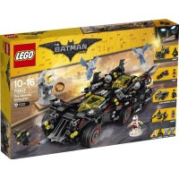 LEGO Batman70917, Den ultimata Batmobilen