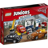 LEGO Juniors10743, Smokeys verkstad