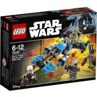 LEGO Star Wars75167 LEGO® Star Wars? Bounty Hunter Speeder Bike? Battle Pack