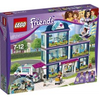 LEGO Friends41318, Heartlakes sjukhus