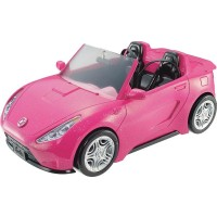 BarbieGlam Covertible Car