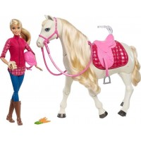 BarbieDream Horse & Doll