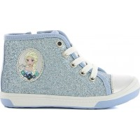 Disney FrozenHigh Sneakers, Ljusblå24 EU