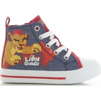 Disney LejonkungenSneakers, Red/Blue24 EU