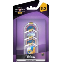 Disney InfinityDisney Infinity 3.0, Tomorrowland, A World Beyond, Power Disc, 4-pack