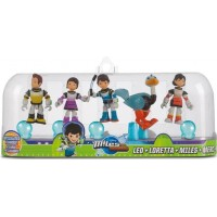 Miles From TomorrowlandFigures, 5-pack