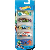 Hot WheelsBasic Cars, 5 pcs
