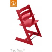 StokkeTripp Trapp Chair Red