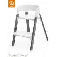 StokkeSteps Chair Legs Storm Grey