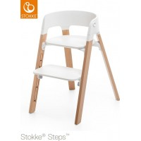 StokkeSteps Chair Legs Natural