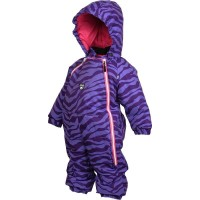LindbergWengen Baby Overall Purple62 cm