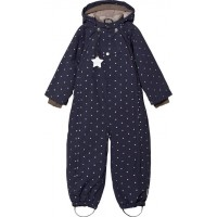 Mini A TureWisti M Vinteroverall Blue Nights6m/68cm