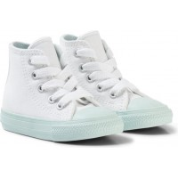 ConverseWhite Chuck II All Star Hi Top with Mint Sole34 (UK 2)