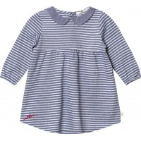 ebbe KidsAlva Dress Denim Blue Stripe62 cm