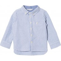 eBBe KidsAlf Shirt Oxford Blue Stripe128 cm