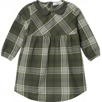eBBe KidsAmanda Dress Bronze Green Check62 cm