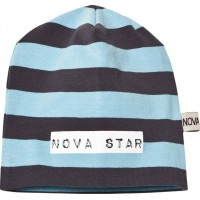Nova StarBeanie Striped Blue
