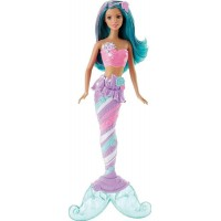 BarbieDreamtopia, Mermaid Doll, Candy Fashion