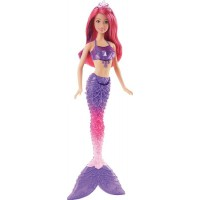 BarbieDreamtopia, Mermaid Doll, Gem Fashion, Pink
