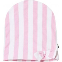 The BRANDRosett Mössa Pink Stripe