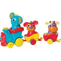 PlaygroFun Friends Choo Choo Train