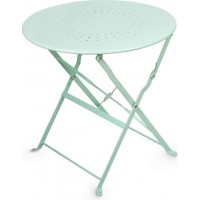 JOXFurniture Cafébord Metall Mint