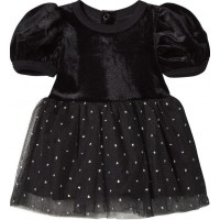 The Tiny UniverseAll Star Dress Svart62 cm