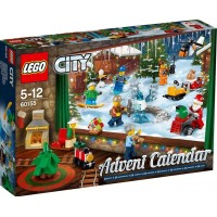 LEGO City60155, Adventskalender