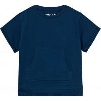The BRANDRaw T-shirt Blå104/110 cm