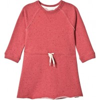 eBBe KidsFiuma Sweat Dress Spotted Rich Pink92 cm