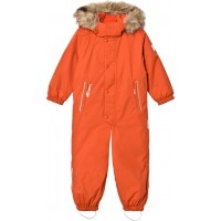 ReimaReimatec® Winter Overall, Stavanger Foxy Orange128 cm