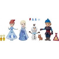 Disney FrozenSmall Doll Holiday Special Collection Pack