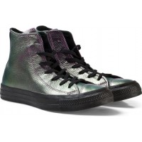 ConversePurple Metallic Chuck Taylor All Star Hi Tops Skor35 (UK 3)