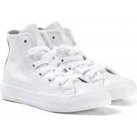 ConverseChuck Taylor All Star Junior Hi Tops Vit34 (UK 2)