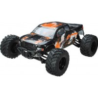 HBXRadiostyrd Off-road bil, Survivor Monter Struck 4WD, Red