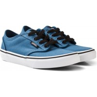 VansBlue Canvas Atwood Trainers28 (UK 11)