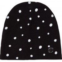 One We LikeHat Dots Aop Black