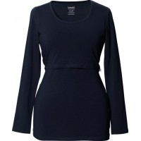 BoobClassic Top Long Sleeve Midnight Blue