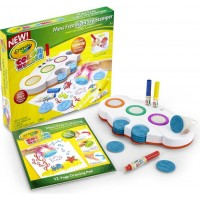 CrayolaWonder Light-Up Stamper Set, Magiskt stämpelset