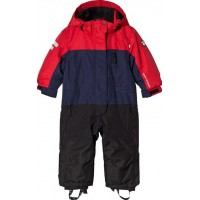 LindbergOverall, Davos, Navy/Red80 cm