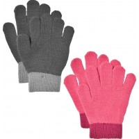 LindbergLanna Magic Glove Black/cerise