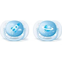 Philips Avent2-pack Nappar Ultra Soft, 0-6m Blå