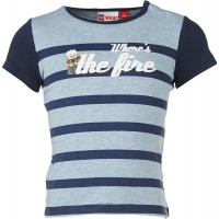LEGO WearT-shirt, Trey 606, Dark Navy74 cm