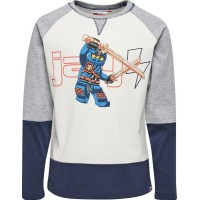 Lego WearT-shirt, Teo, Grey Melange104 cm