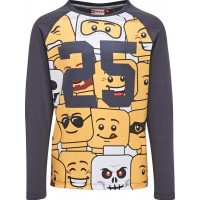 Lego WearT-shirt, Teo 626, Dark Grey104 cm