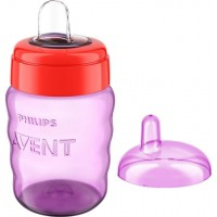 Philips AventPhilips Avent, Spillfri mugg, Spout Cup, 260 ml, Purple